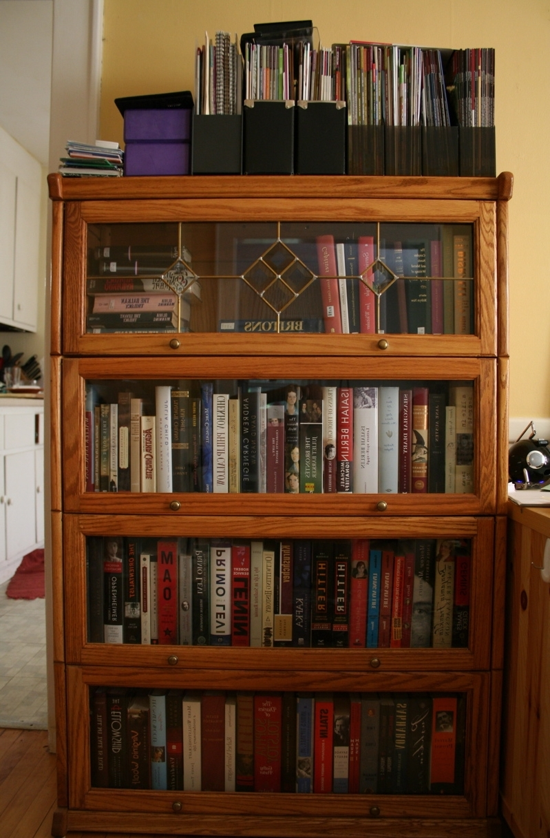 Most Current Bookcases With Sliding Glass Doors Regarding Bookcase With Sliding Glass Doors – Visionexchange (View 5 of 15)