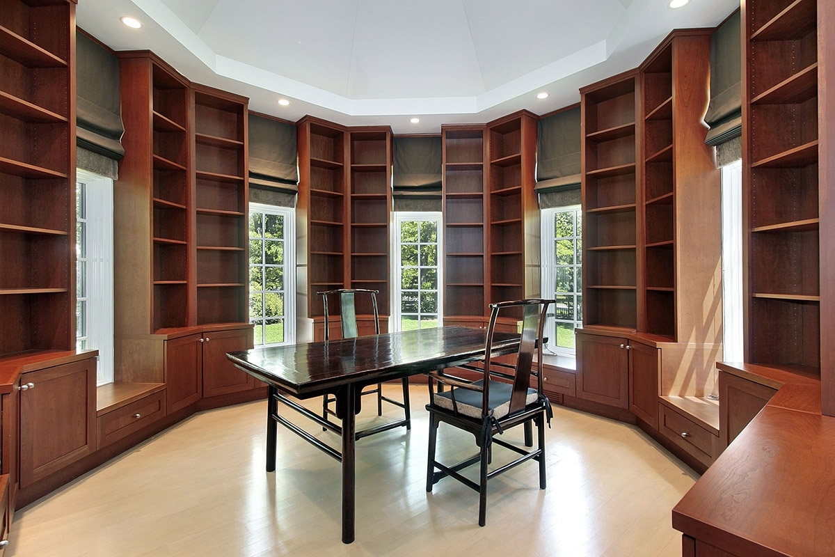 Most Current Custom Bookcases Pertaining To Custom Bookshelves – Custom Bookcases Chicago (View 11 of 15)