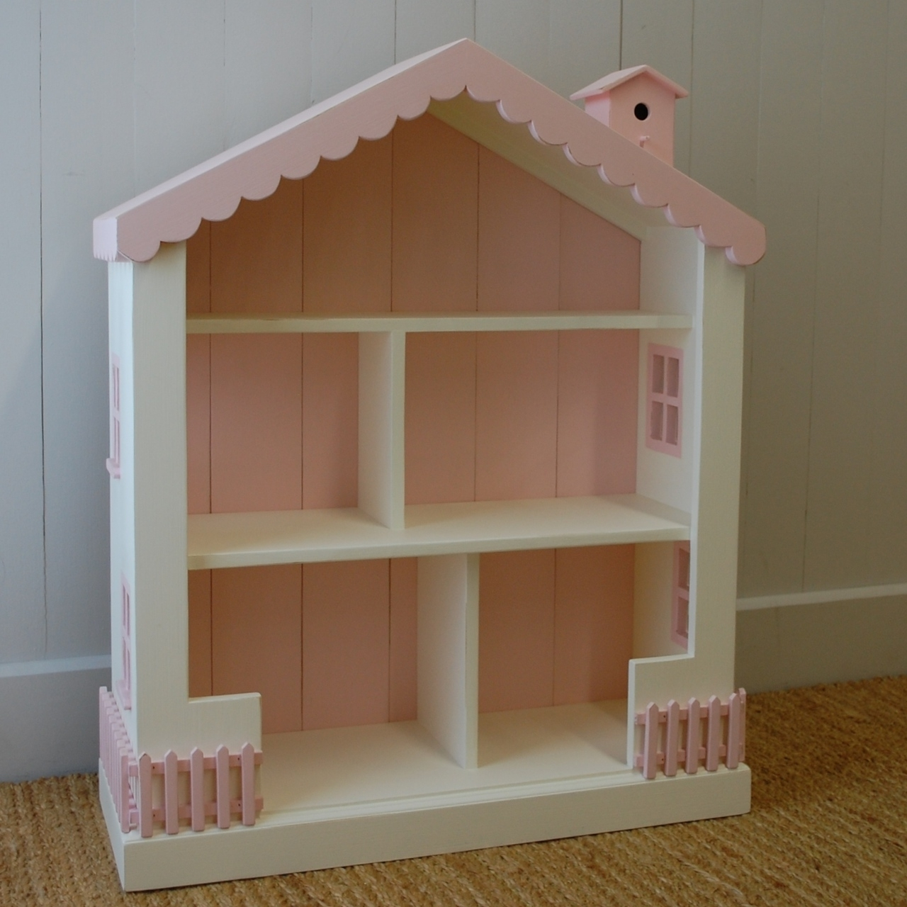 Most Current Dollhouse Bookcases Inside Cottage Dollhouse Bookcase : Doherty House – Lovely Dollhouse (View 10 of 15)