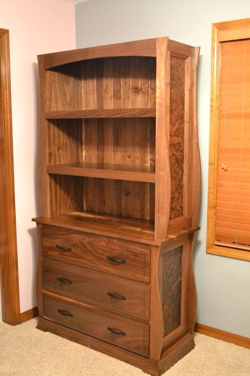 Most Current Dresser: Dresser And Bookshelf Combo (View 8 of 15)