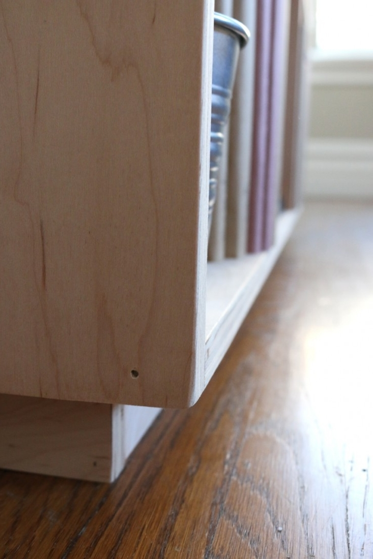 Most Current Fill The Void: A Diy Plywood Bookcase – Remodelista With Regard To Plywood Bookcases (View 6 of 15)