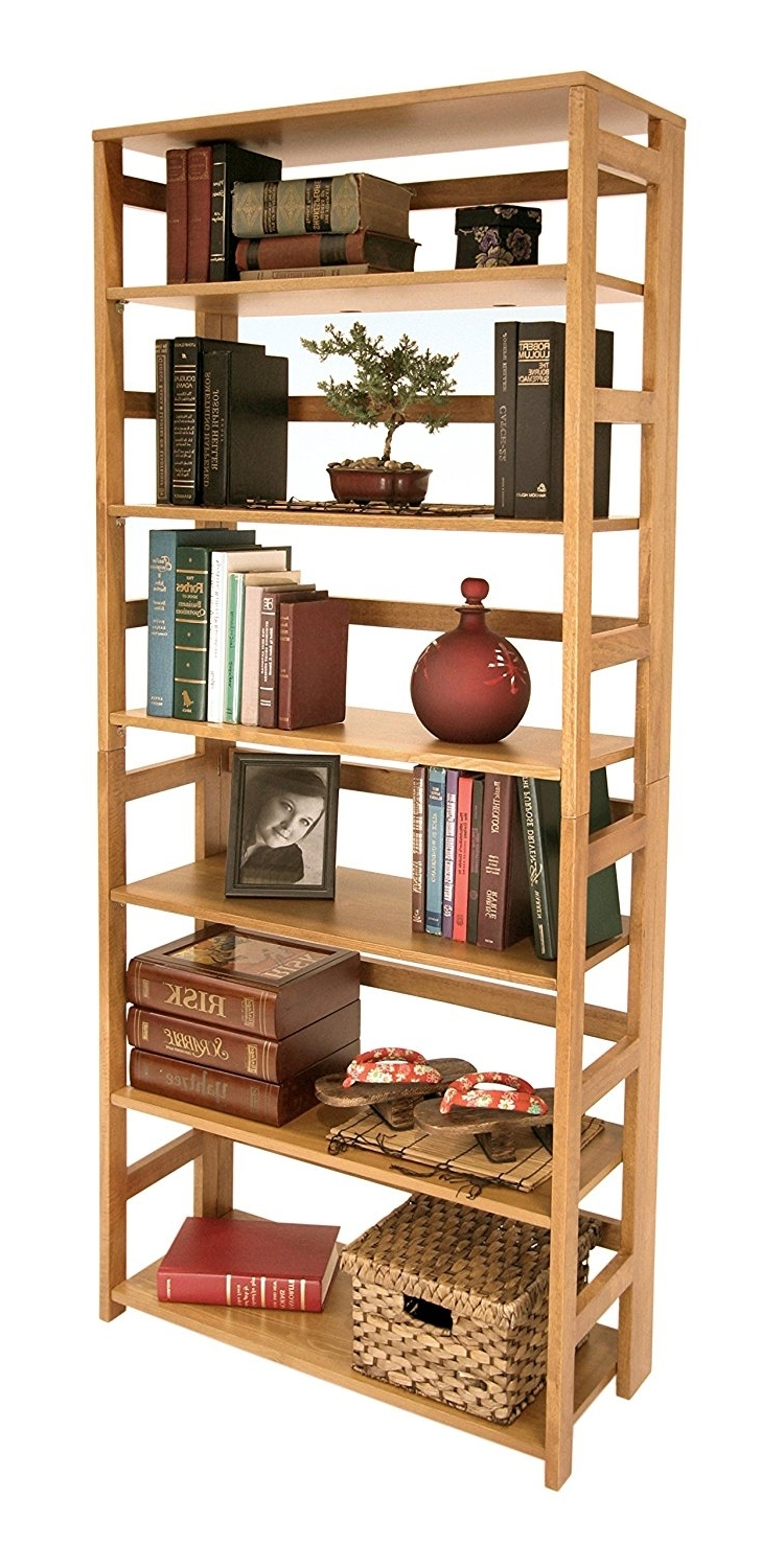 Most Current Foldable Bookcases Inside Top 13 Folding Bookcases And Bookshelves Of 2017 For Your Home (View 8 of 15)