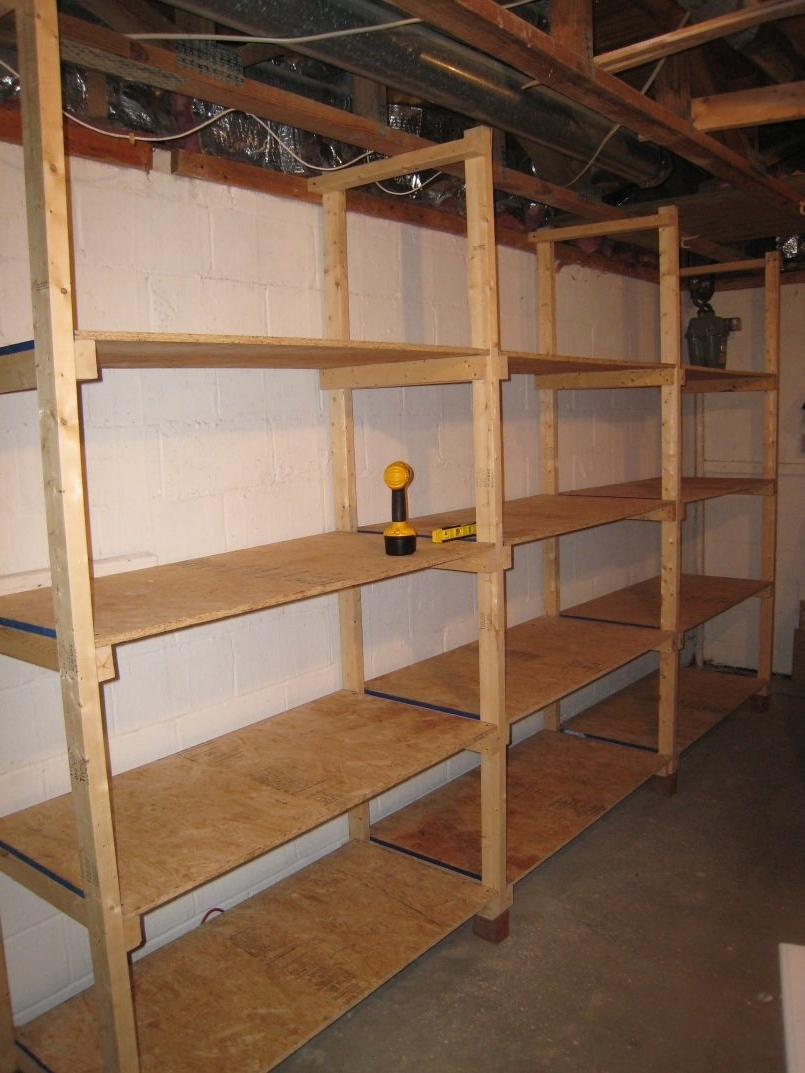 Most Current Furniture Similiar Wood Shelving Units With Doors Keywords And Intended For Free Standing Shelving Units Wood (View 9 of 15)