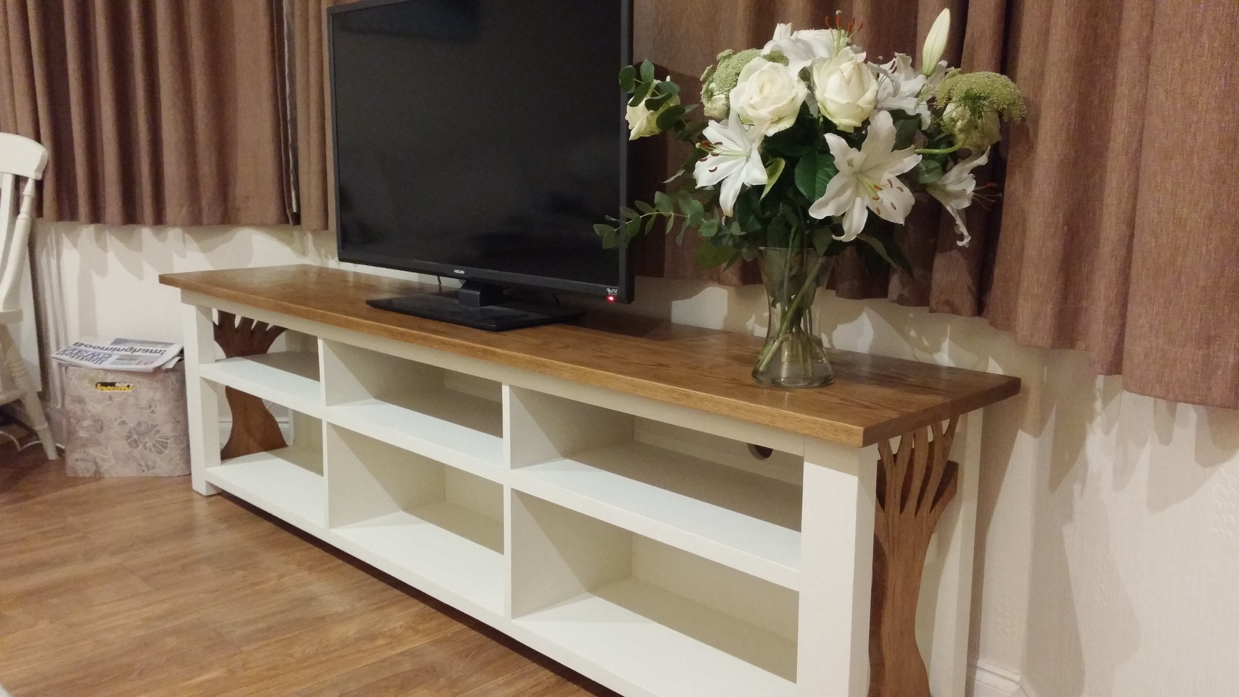 Most Current Gallery Pertaining To Handmade Tv Unit (View 12 of 15)
