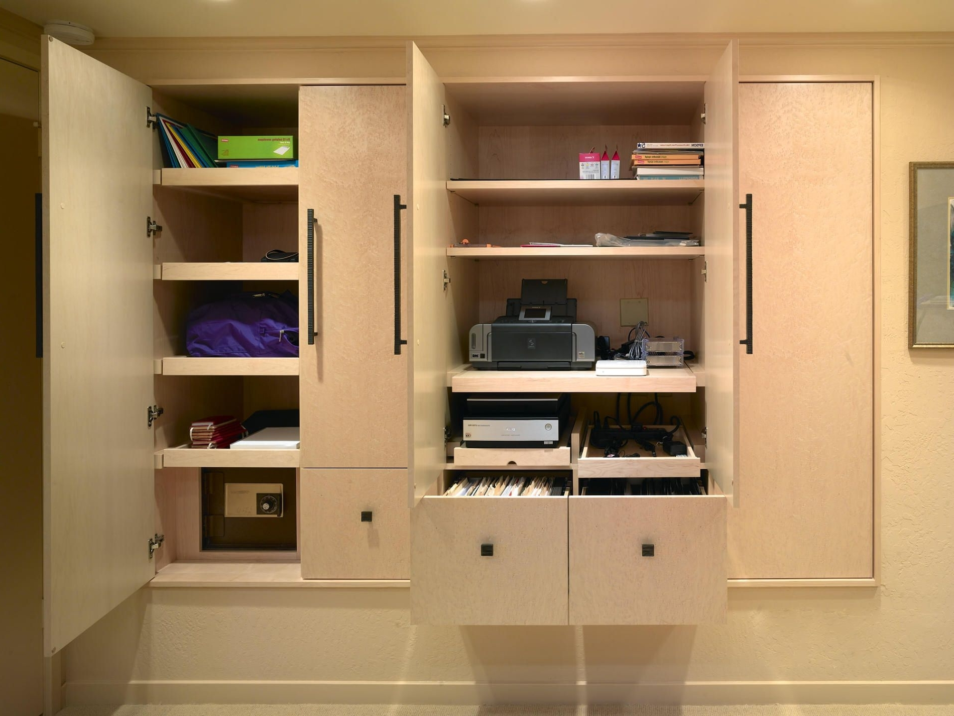 Most Current Office Wall Cupboards Within Wall Cabinet Design Ideas – Google Search (View 9 of 15)