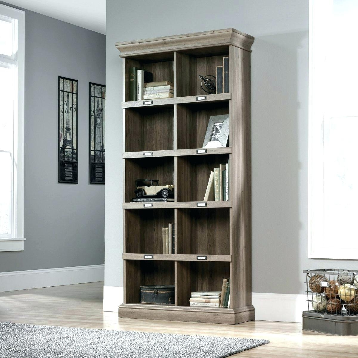 Most Current Sears Bookcases Pertaining To Decoration: White Bookcases With Glass Doors Sears Bookcase Queen (View 5 of 15)