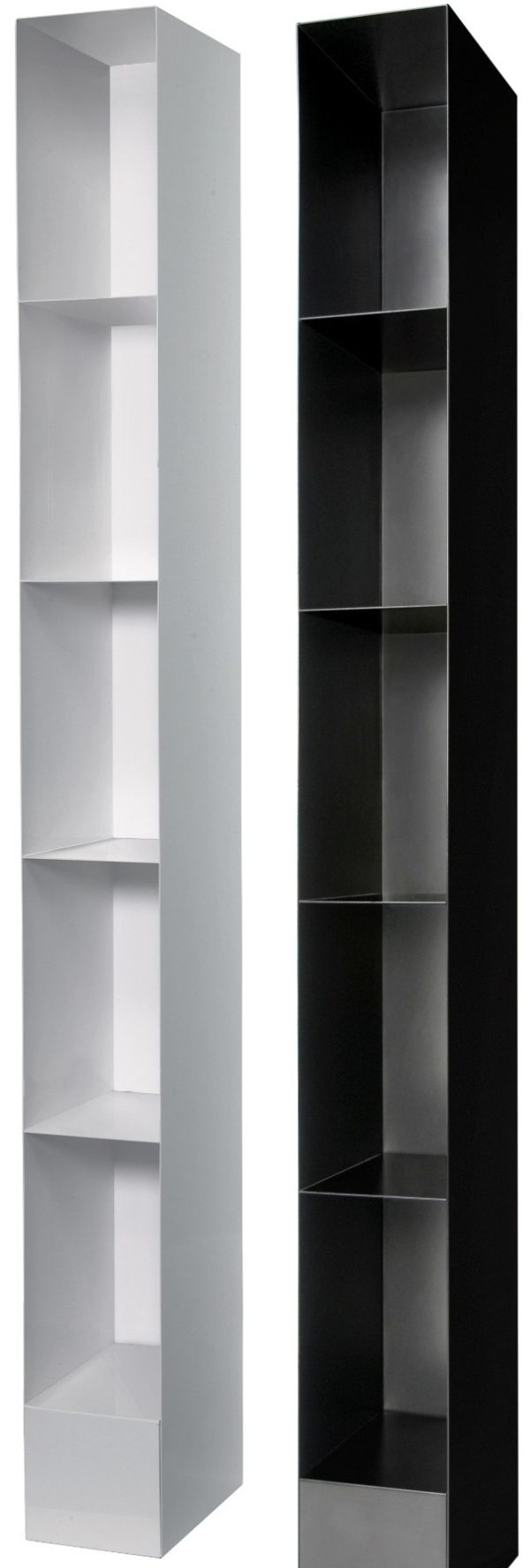 Most Current Slim Bookcases For Tall White Slim Bookcase Wash Bookcasetall Black With Glass Doors (View 7 of 15)
