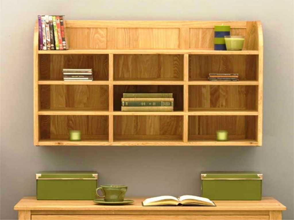 Most Current Wall Mounted Bookcases Intended For Bookcases Ideas: One Thousand Ideas About Wall Mounted Bookshelves (View 1 of 15)