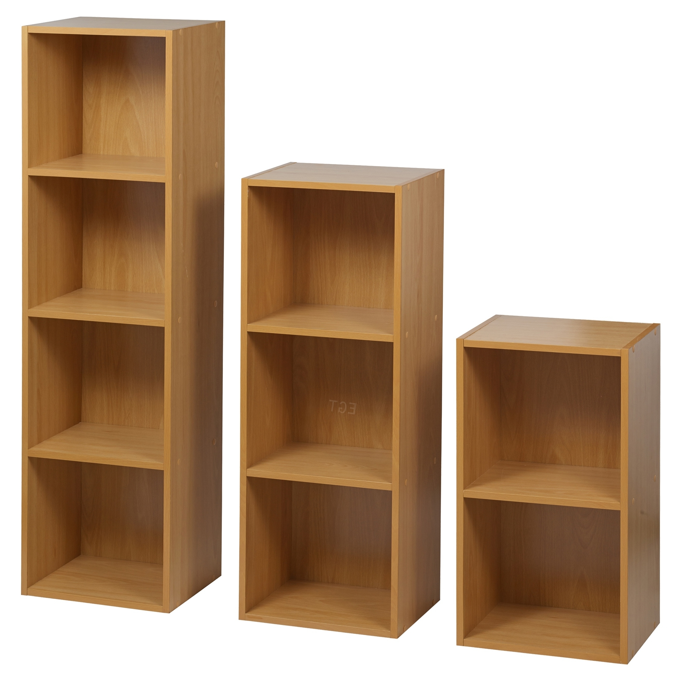 Most Current Wooden Bookcases For Furniture Home: Furniture Home Wooden Bookcase Bookshelf Awesome (View 15 of 15)