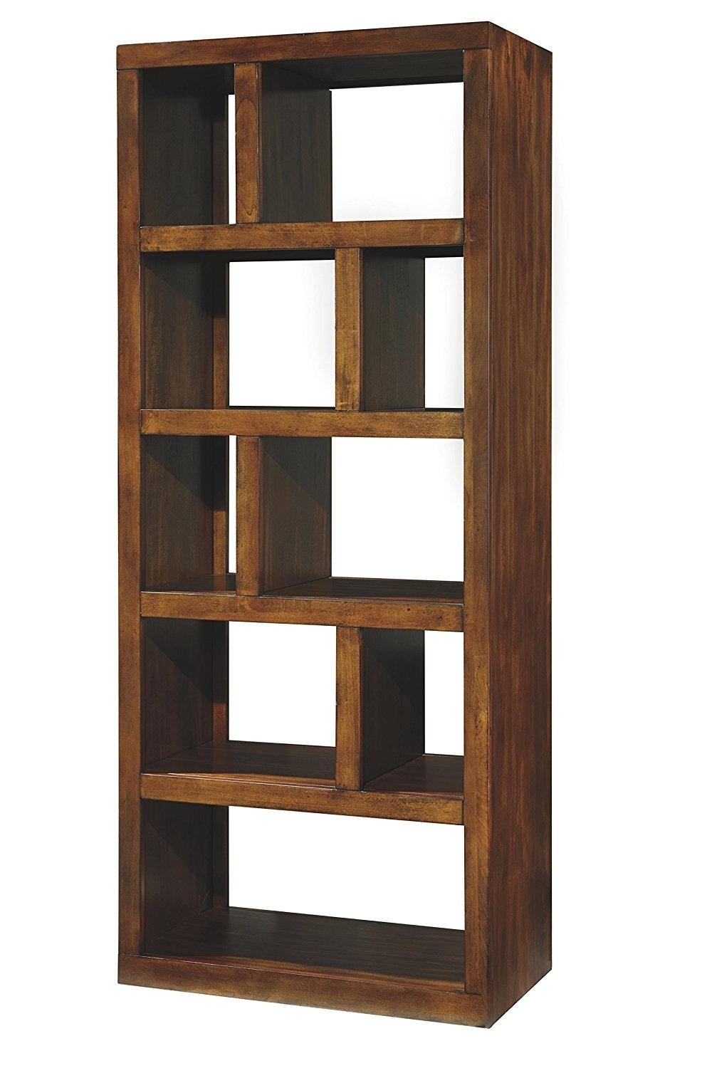 Most Popular Ashley Furniture Bookcases Throughout Amazon: Ashley Furniture Signature Design – Lobink Bookcase (View 2 of 15)