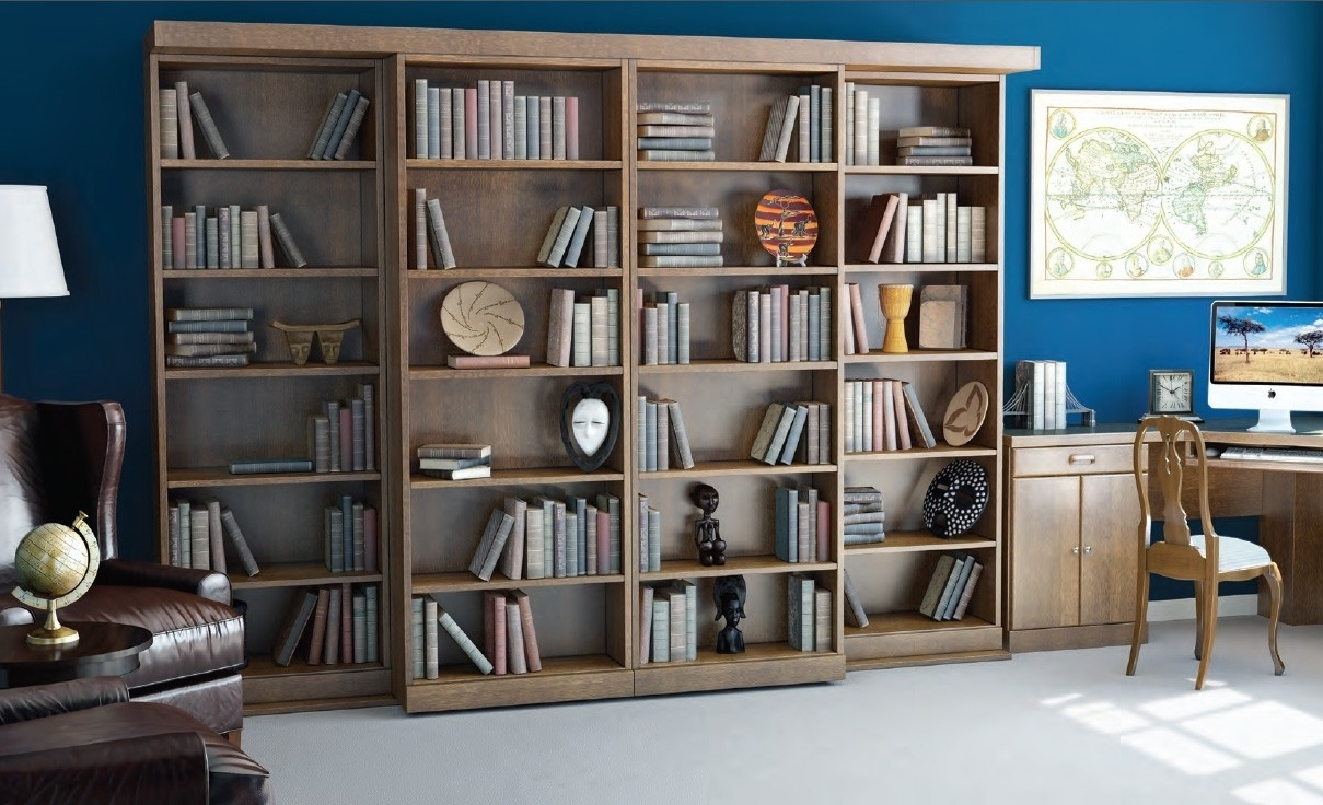 Most Popular Bookcases Bed Pertaining To Murphy Bed With Bookshelves • Shelves (View 9 of 15)