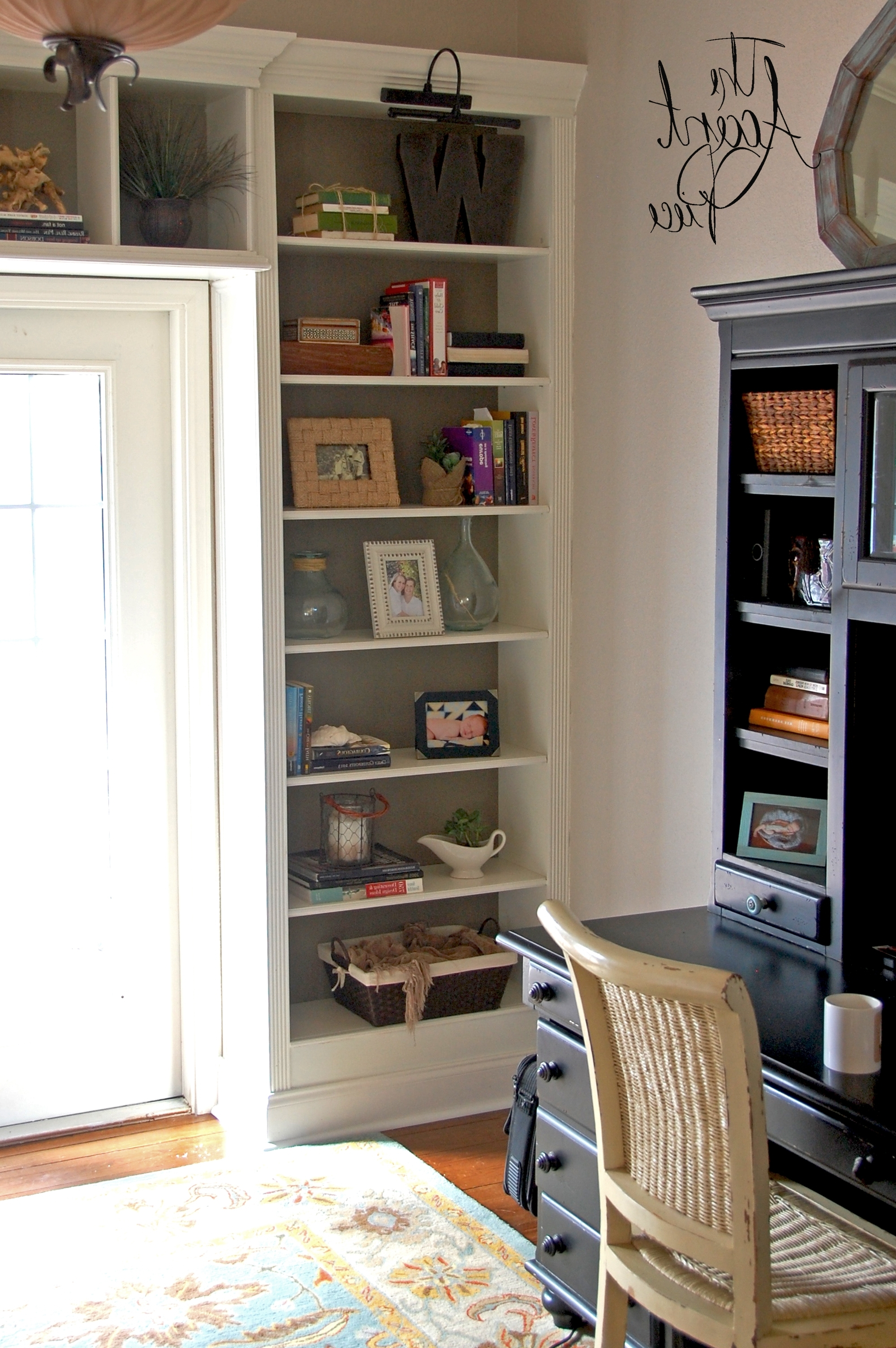 Most Popular Diy Bookcase Built Ins In Diy Bookcases (View 9 of 15)