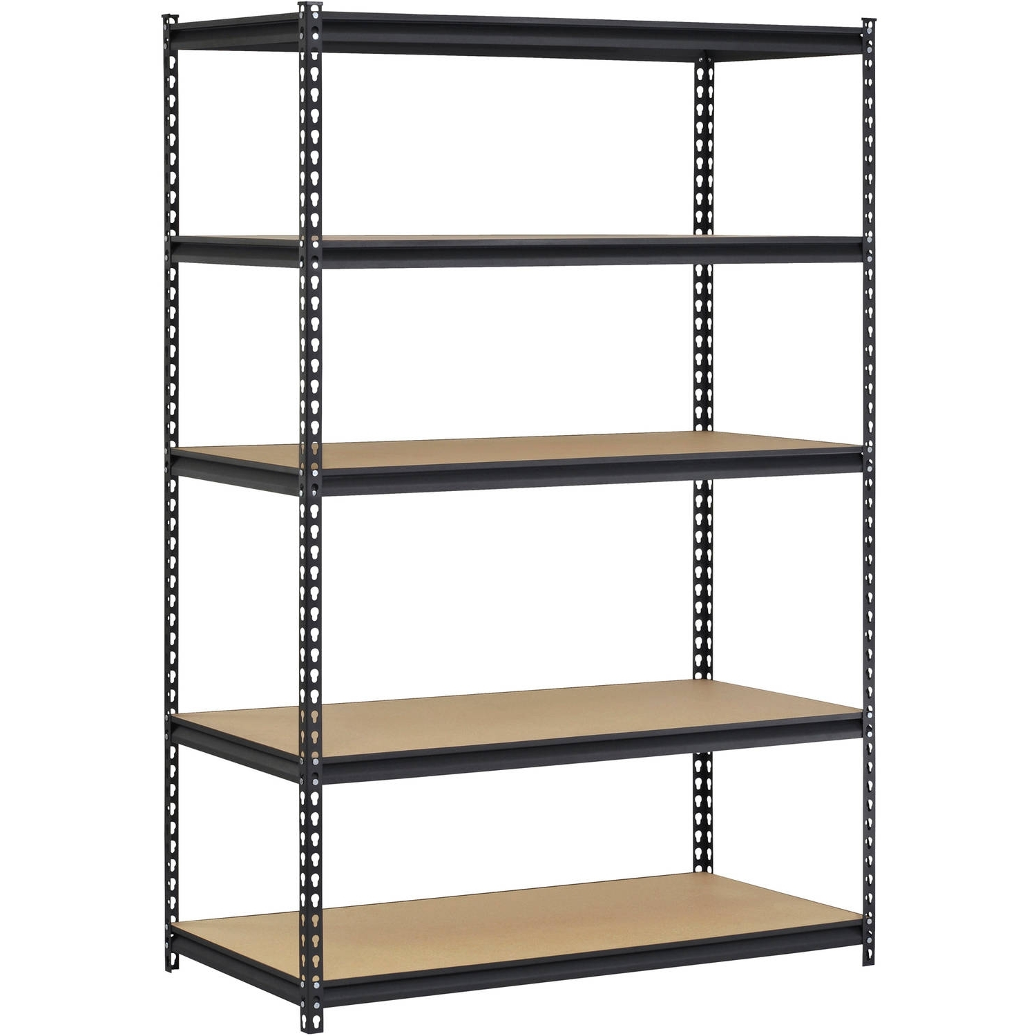 """Most Popular Edsal 48""""w X 18""""d X 72""""h Ultra Rack – Walmart Intended For Storage Shelving Units (View 5 of 15)"""