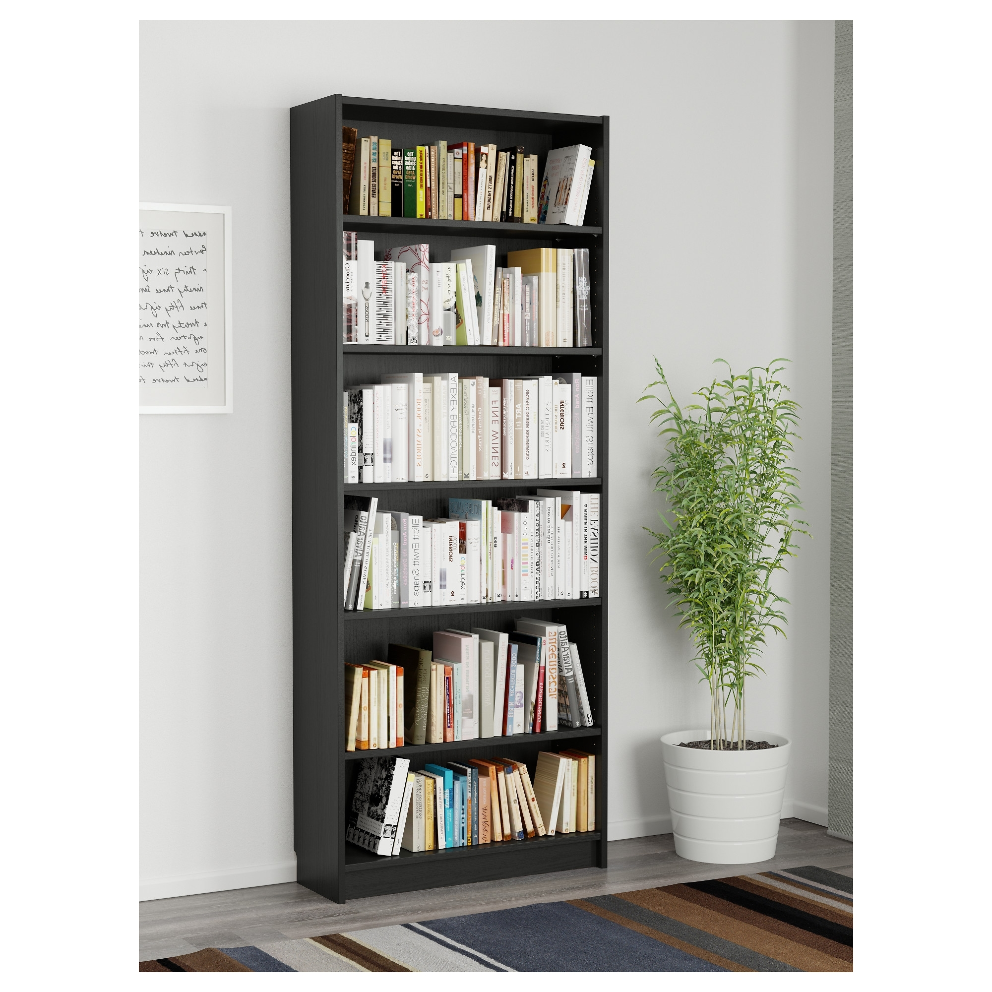 Most Popular Ikea Bookcases For Billy Bookcase – White – Ikea (View 15 of 15)