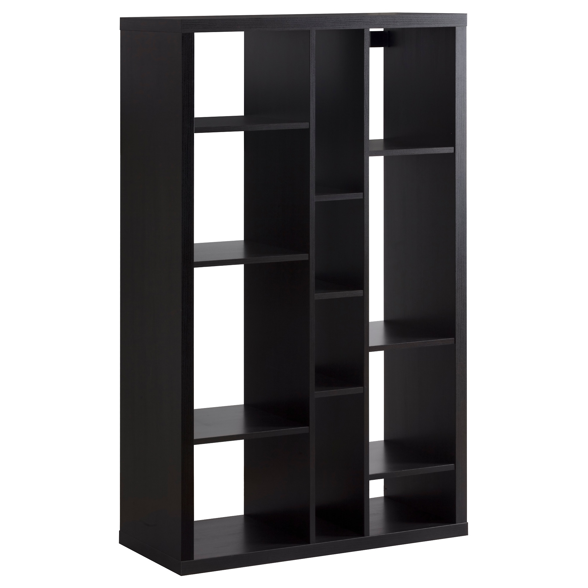 Most Popular Kallax Shelf Unit – Black Brown – Ikea Regarding Ikea Kallax Bookcases (View 2 of 15)