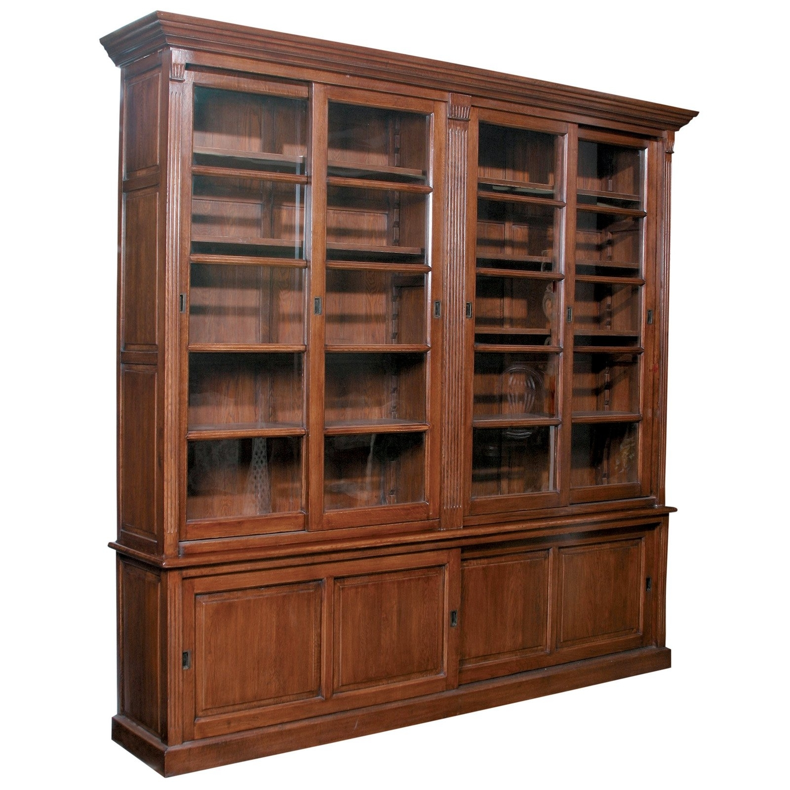 Most Popular Rustic Bookcases With Doors : Doherty House – Build Bookcases With Regarding Rustic Bookcases (View 9 of 15)
