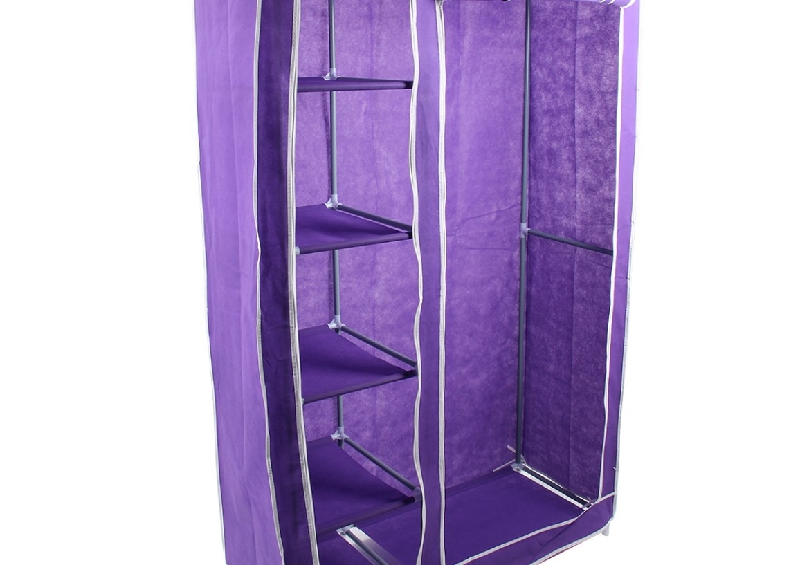 Most Popular Shelf : B00qltqiua Amazing Double Up Wardrobe Rails Rayen Hanging For Double Up Wardrobes Rails (View 12 of 15)