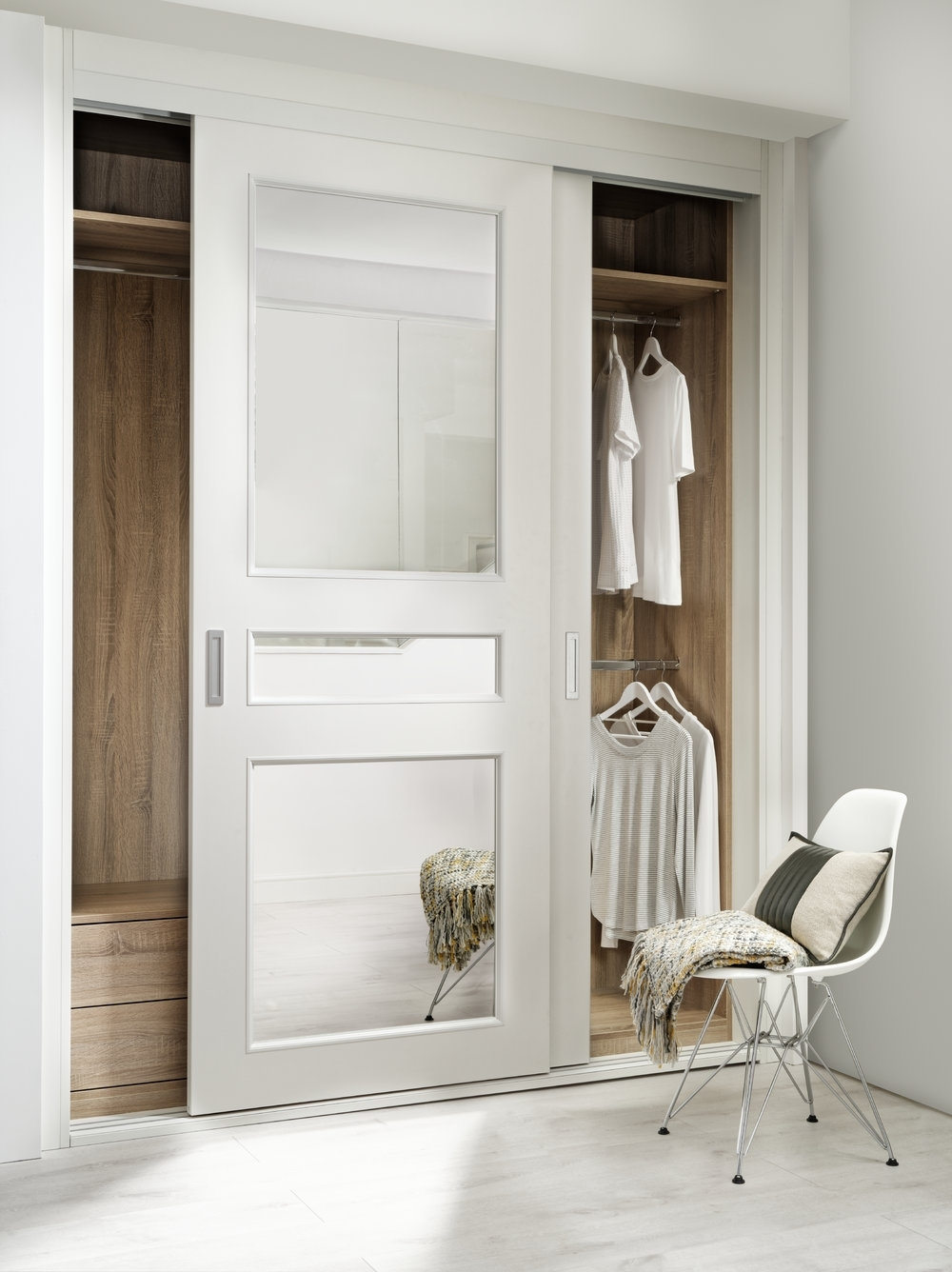 Most Popular Sliding Door Wardrobes — Neatsmith Regarding Sliding Door Wardrobes (View 2 of 15)
