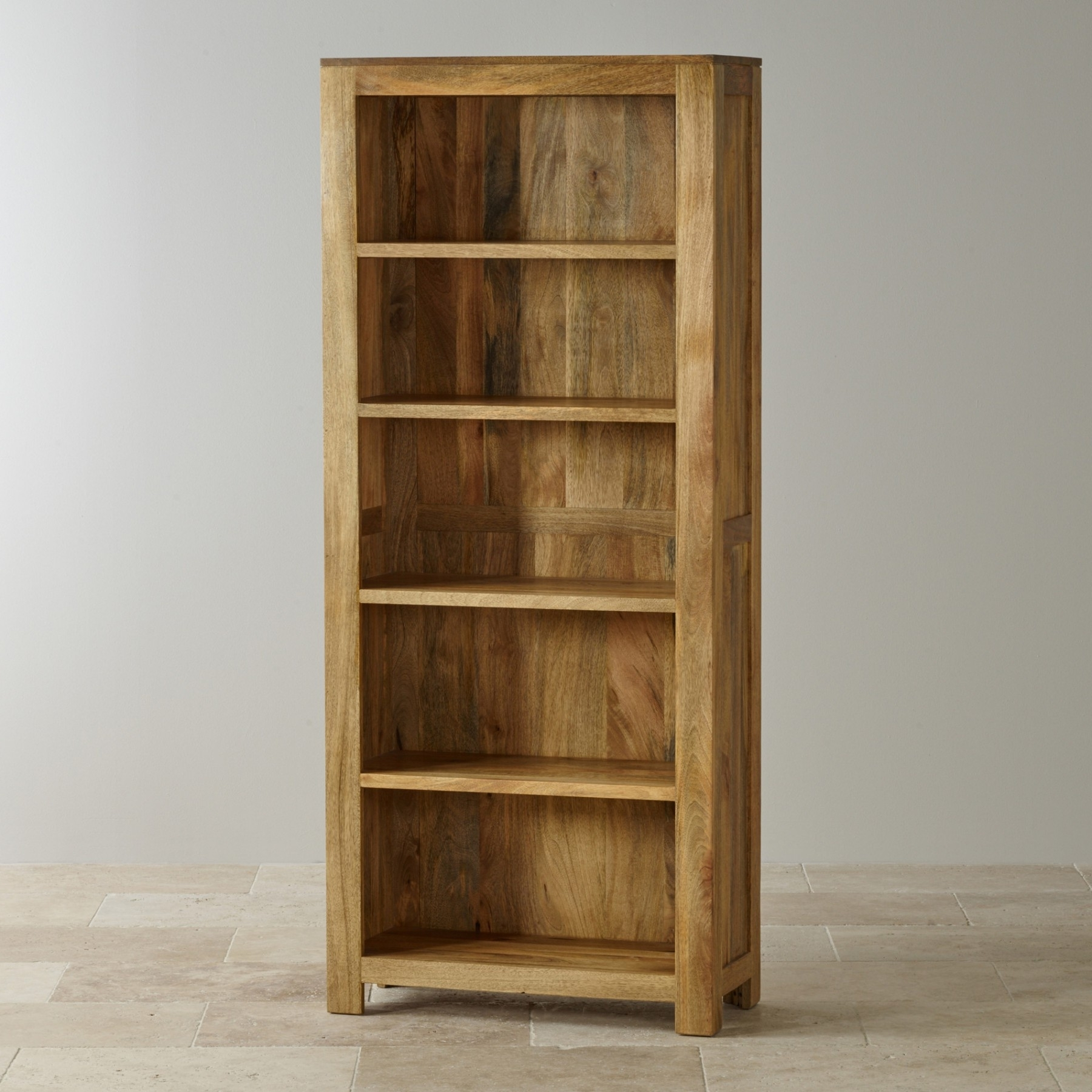 Most Popular Solid Oak Bookcases In Bookcases & Bookshelves (View 9 of 15)