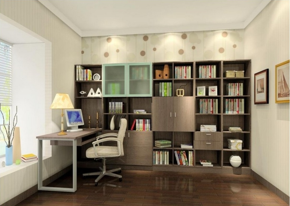 Most Popular Study Room Design Ideas (View 9 of 15)