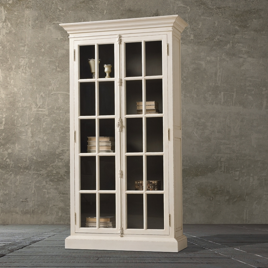 Most Popular Tall Bookcases With Doors Intended For Shelf Bookcase With Doors Unbelievable Pictures Design Glass (View 9 of 15)