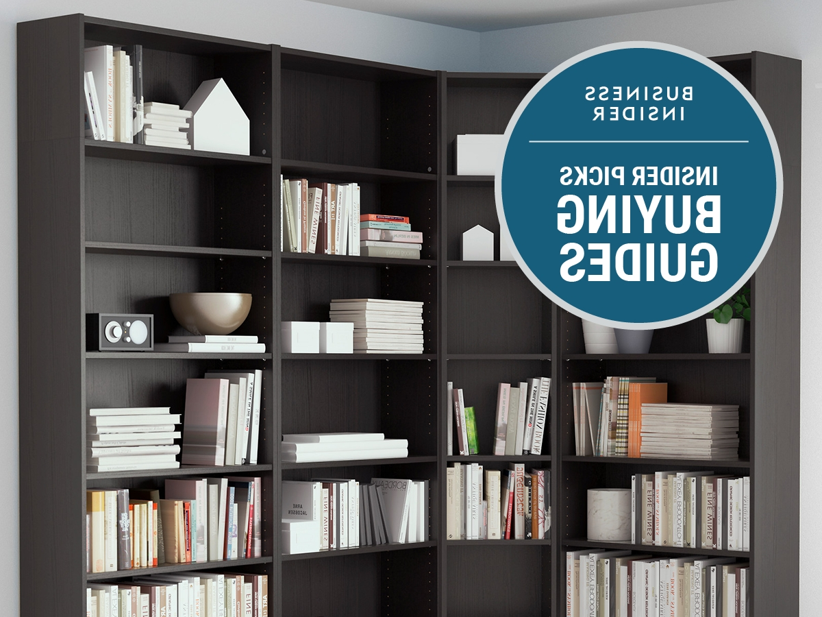 Most Popular The Best Bookshelves And Bookcases You Can Buy On Amazon In Amazon Bookcases (View 10 of 15)