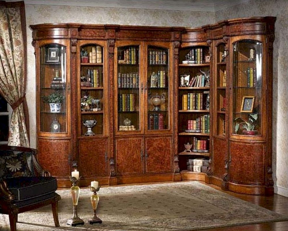 Most Popular Wall Units Charming Library Wall Unit Hi Res Wallpaper Photos Wall Throughout Bookcases Library Wall Unit (View 8 of 15)
