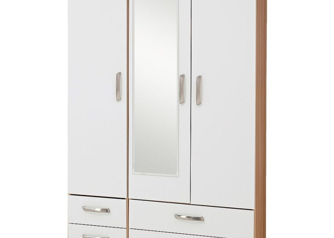 Most Popular Wardrobe : Tall Wardrobe Cabinet Charismatic Large Wardrobe Boxes With Tall Double Hanging Rail Wardrobes (View 6 of 15)