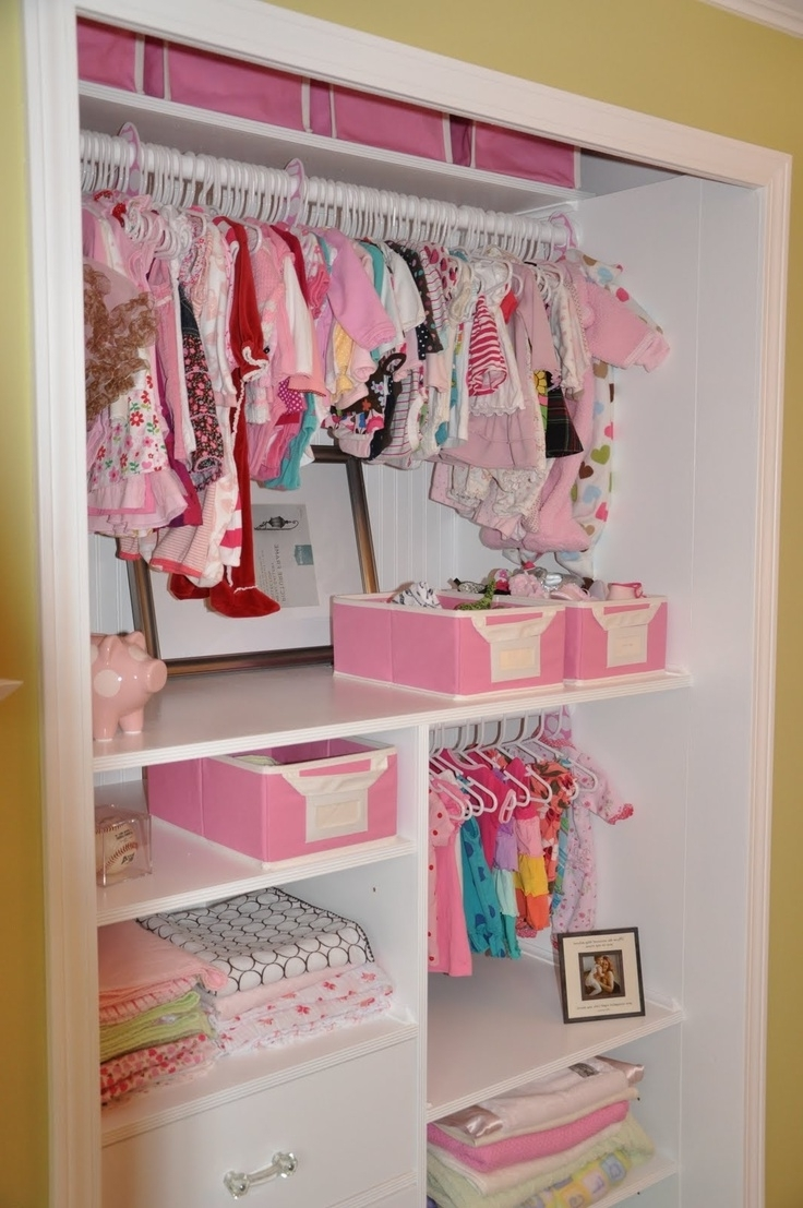 Most Popular Wardrobes For Baby Clothes With Storage : Baby Wardrobe With Shelves Changing Table Organizer (View 8 of 15)