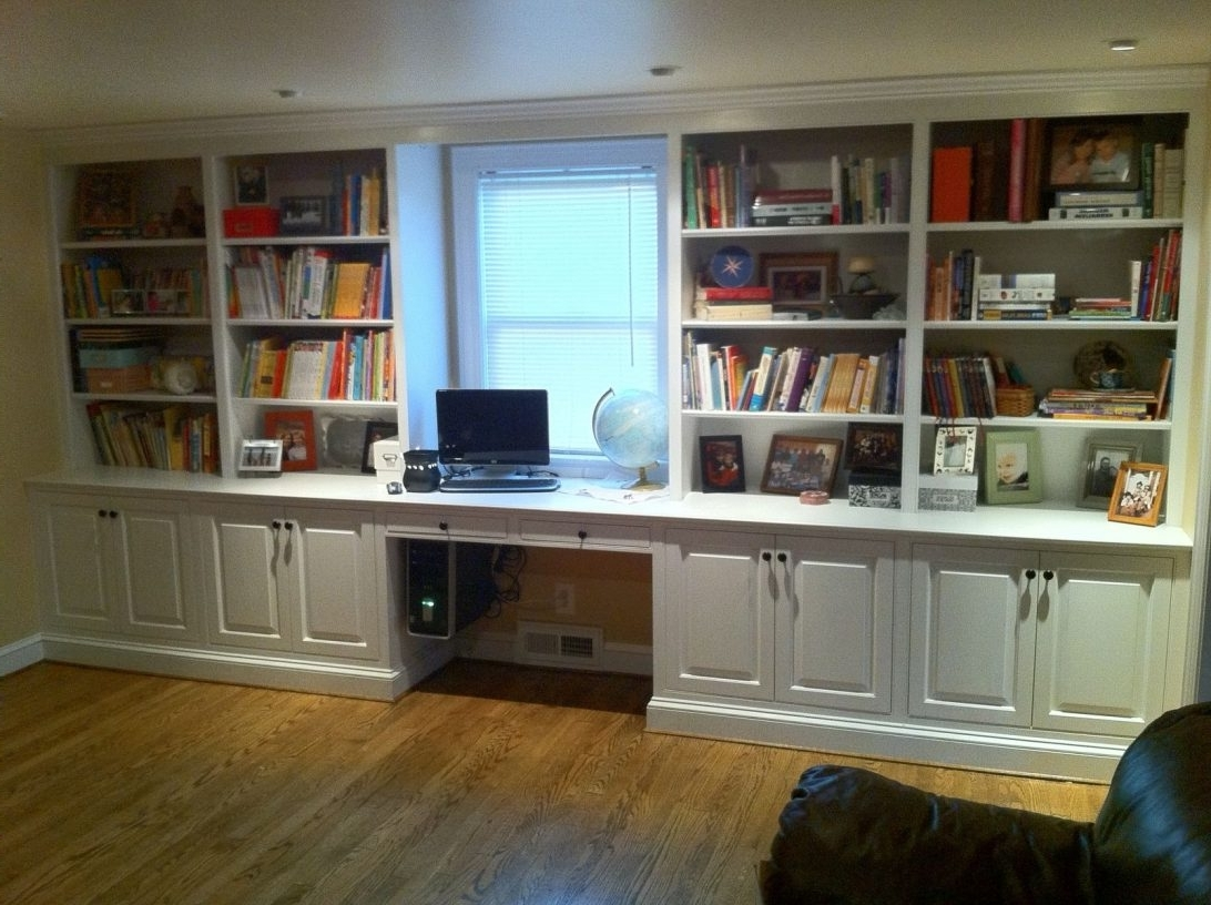 Most Recent Amazing Cost Of Built In Bookcases For Shelf Corner Bookcase With With Regard To Built In Bookcases (View 13 of 15)