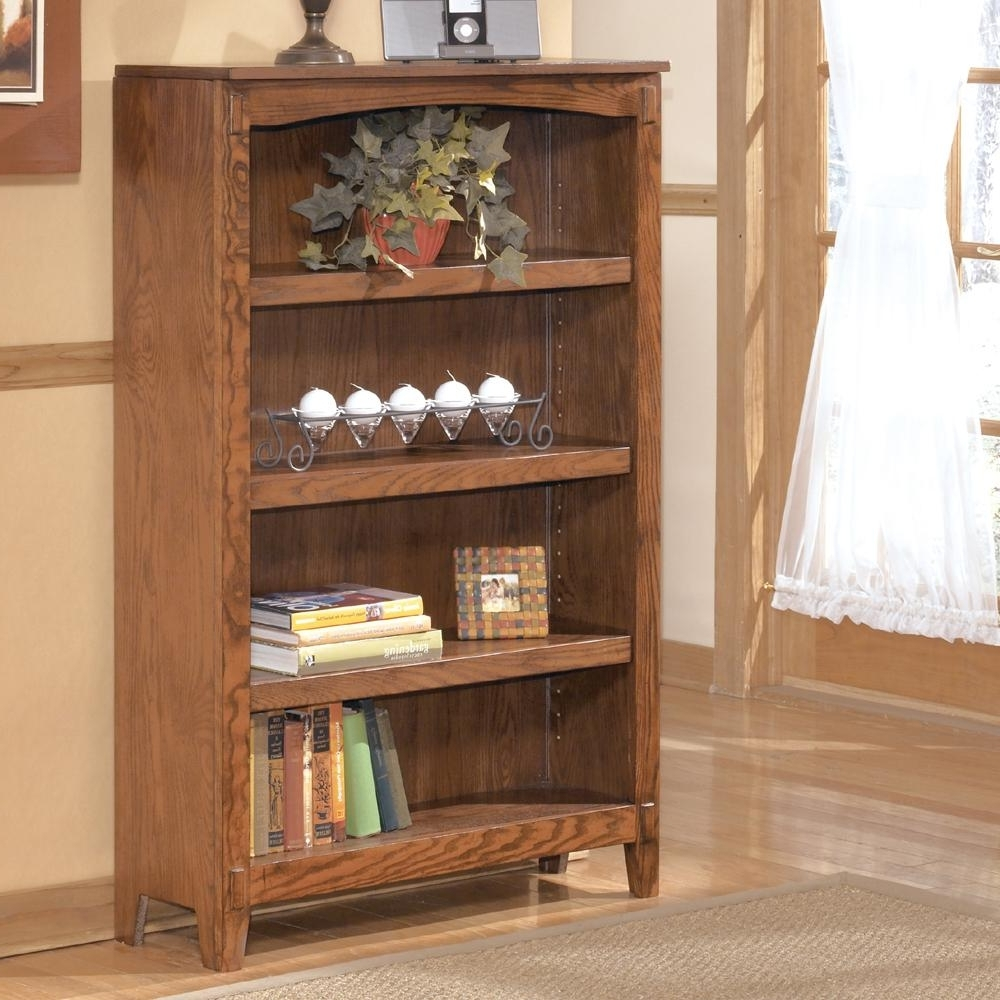 Most Recent Ashley Furniture Cross Island Medium Bookcase (View 8 of 15)