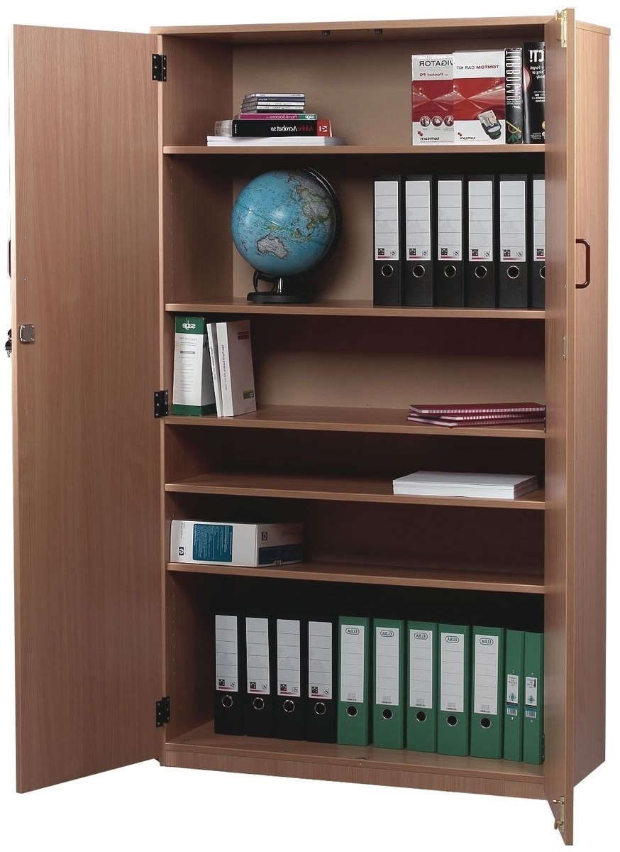 Most Recent Bookcases Cupboard Inside Stock Cupboards With Lockable Doors And Bookcases (View 11 of 15)