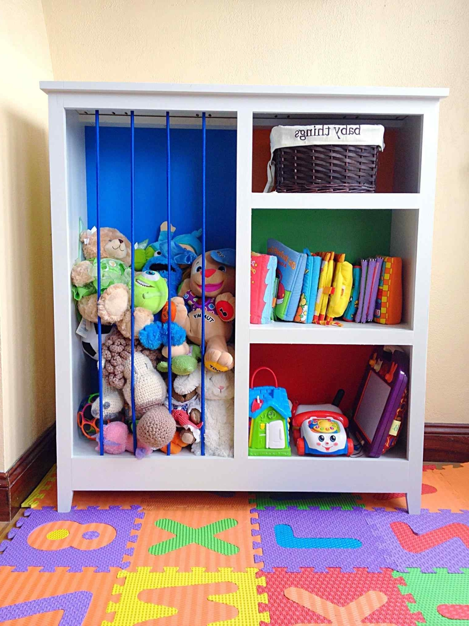 Most Recent Bookcases For Toddlers Within Bookshelves For Children's Room (View 12 of 15)