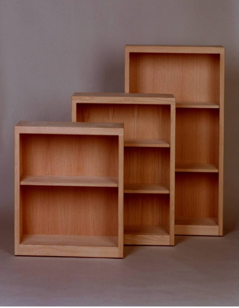 "Most Recent Contemporary Bookcase 10"" Deep Pertaining To Deep Bookcases (View 10 of 15)"