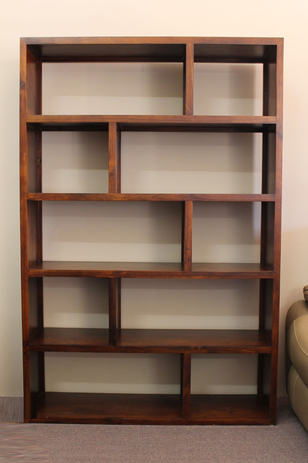 Most Recent Cube 6X4 Bookcase – Hardings Furniture With Regard To Cube Bookcases (View 11 of 15)
