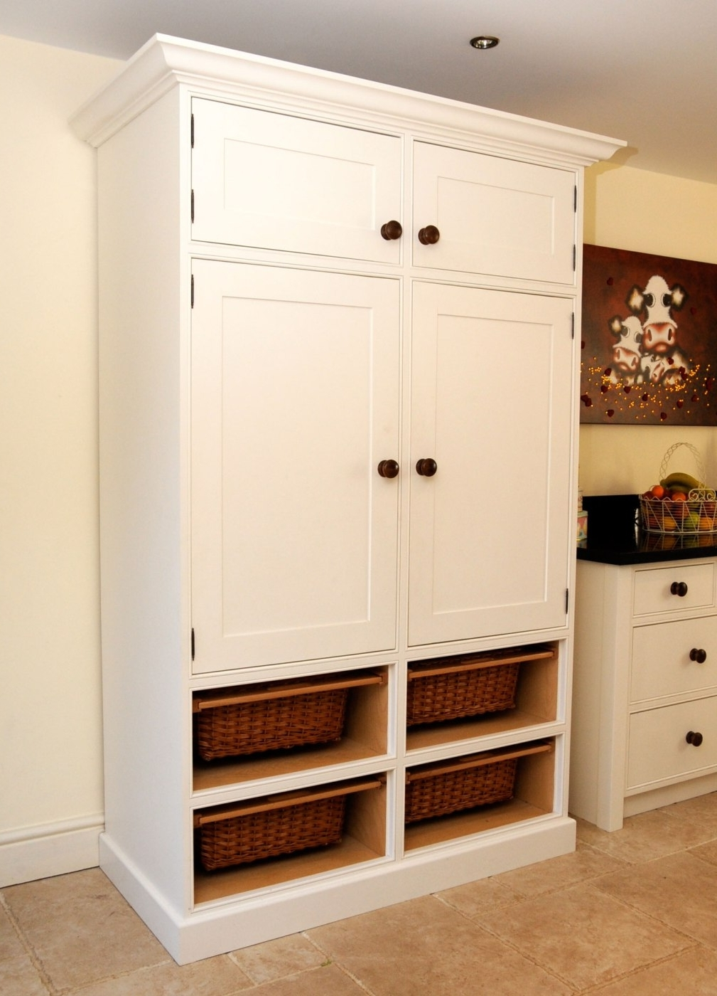 Most Recent Free Standing Storage Cupboards With Regard To Lowes Free Standing Kitchen Cabinets (View 3 of 15)