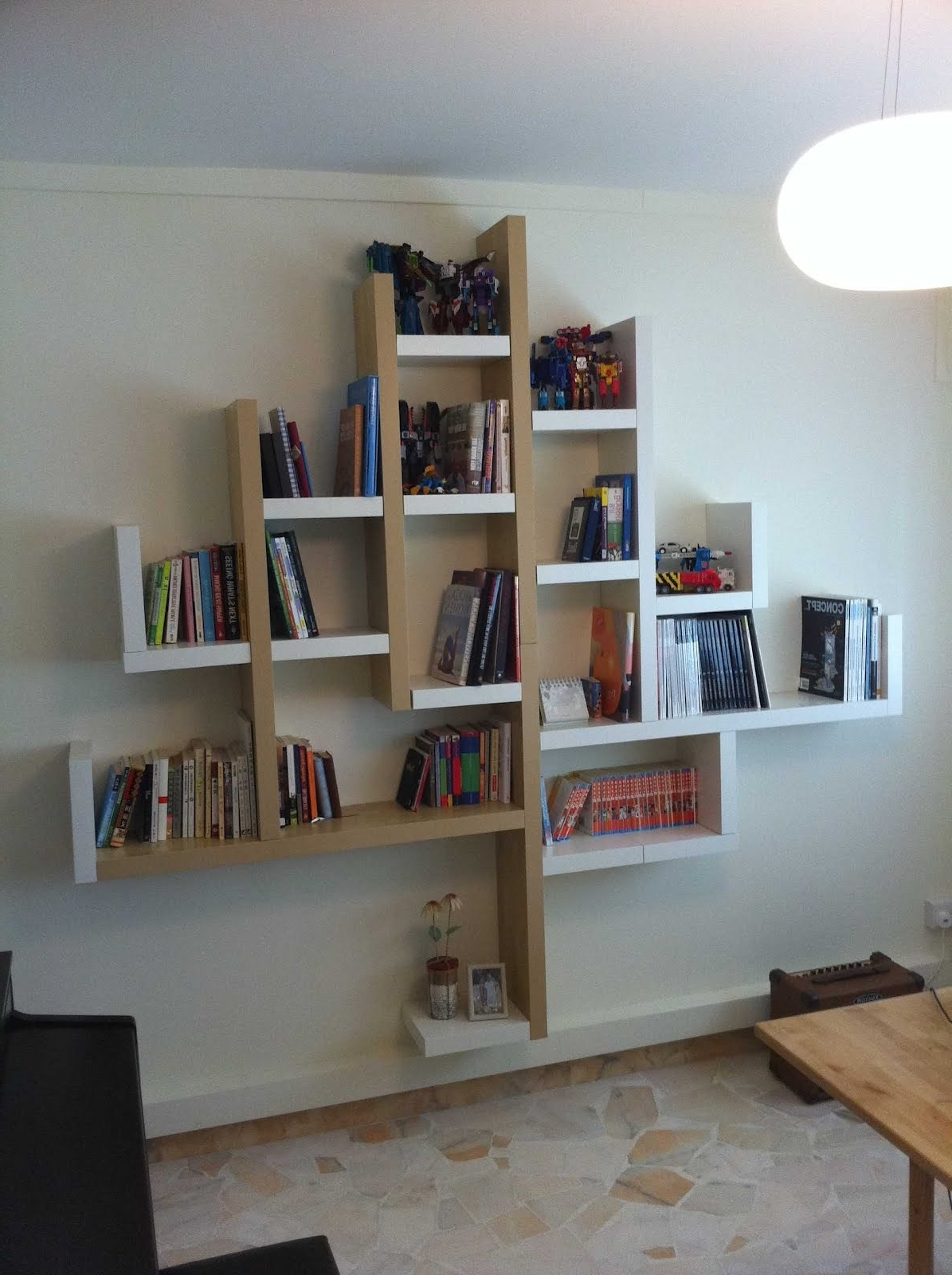 "Most Recent Lack"" Of Knowledge – Ikea Hackers Inside Ikea Lack Bookcases (View 10 of 15)"