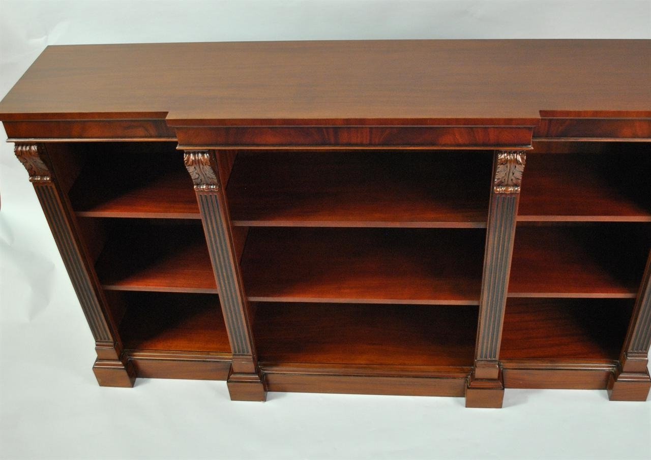 Most Recent Mahogany Bookcases With Regard To Mahogany Bookcase ~ Penhurst (View 6 of 15)