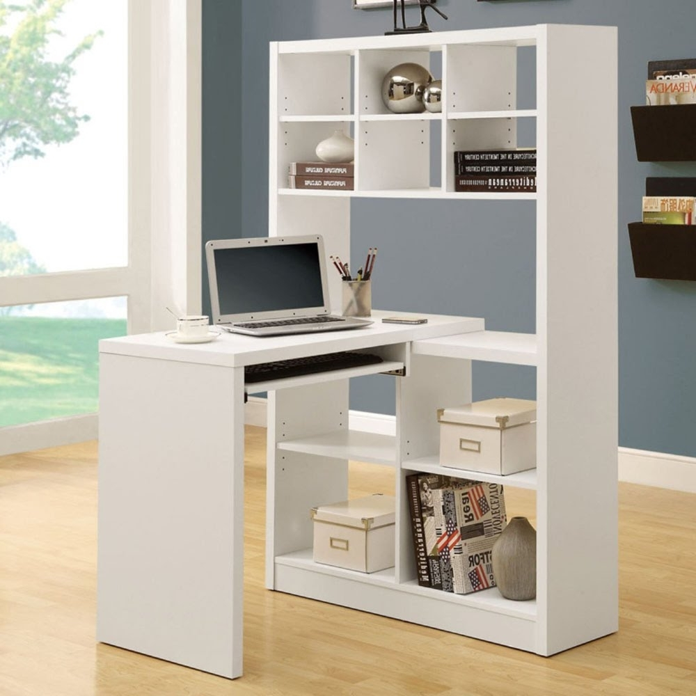 Most Recent Mia Desk With Bookcase – Youtube Inside Desk With Matching Bookcases (View 9 of 15)