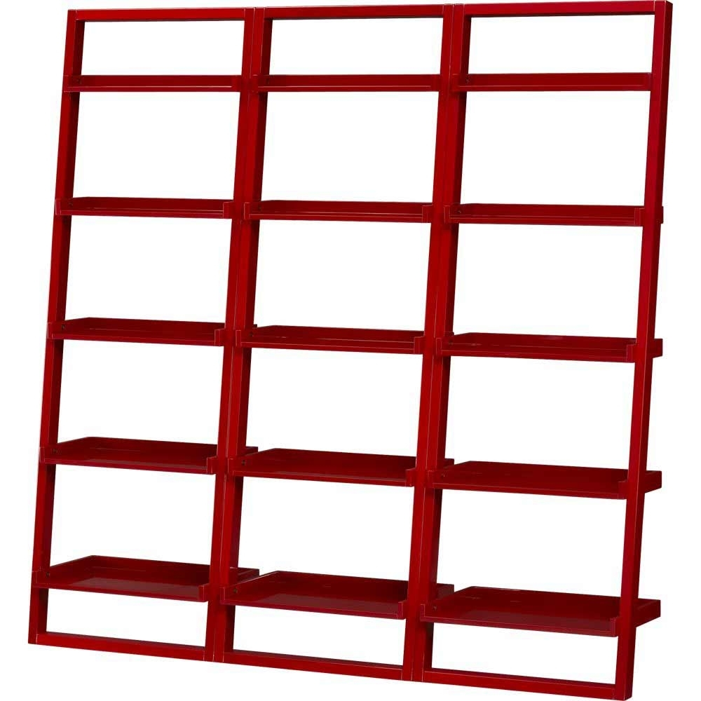 Most Recent Red Bookcase Bookcases Hoctropro Red Bookcase In Bookcase Style Throughout Red Bookcases (View 11 of 15)