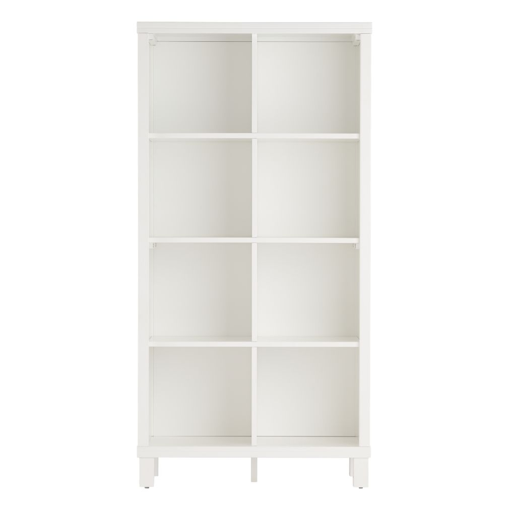 Most Recent Storage Cabinets : Tall White Bookcase Wonderful Pictures Ideas Pertaining To Tall White Bookcases (View 5 of 15)