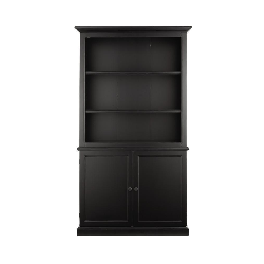 Most Recently Released Black – Bookcases – Home Office Furniture – The Home Depot With Durham Bookcases (View 15 of 15)