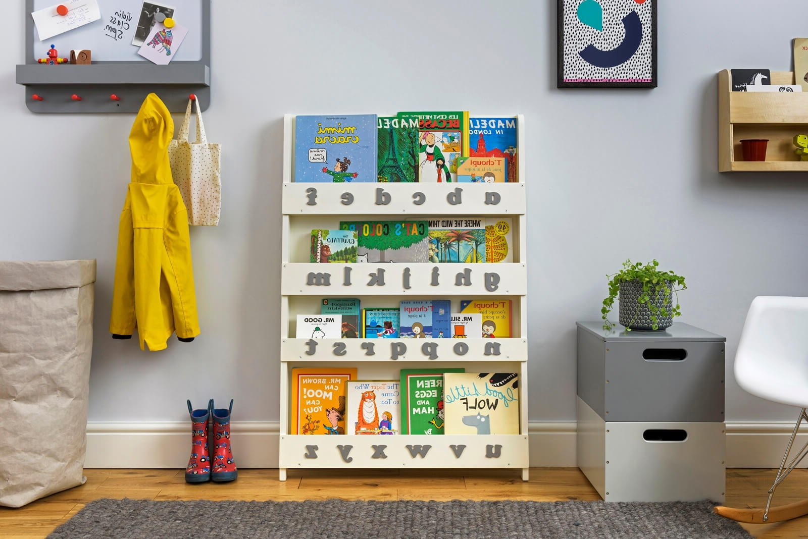 Most Recently Released Childrens Bookcases Inside Childrens Bookcases And Storage : Good Kids Book Shelves – Marku (View 11 of 15)