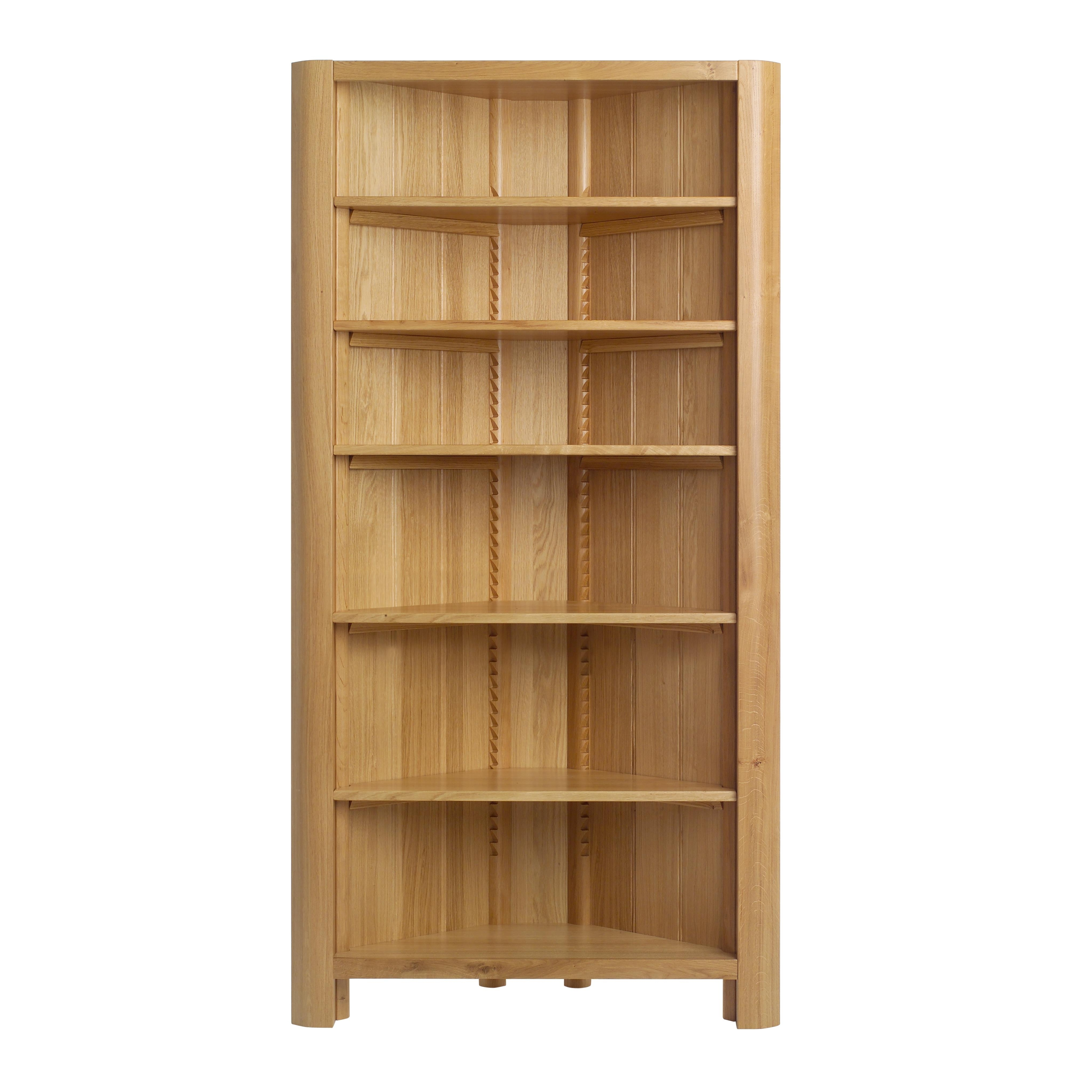 Most Recently Released Corner Oak Bookcases Throughout Showy Black As Wells As Book Shelves On Furniture Along With Book (View 11 of 15)