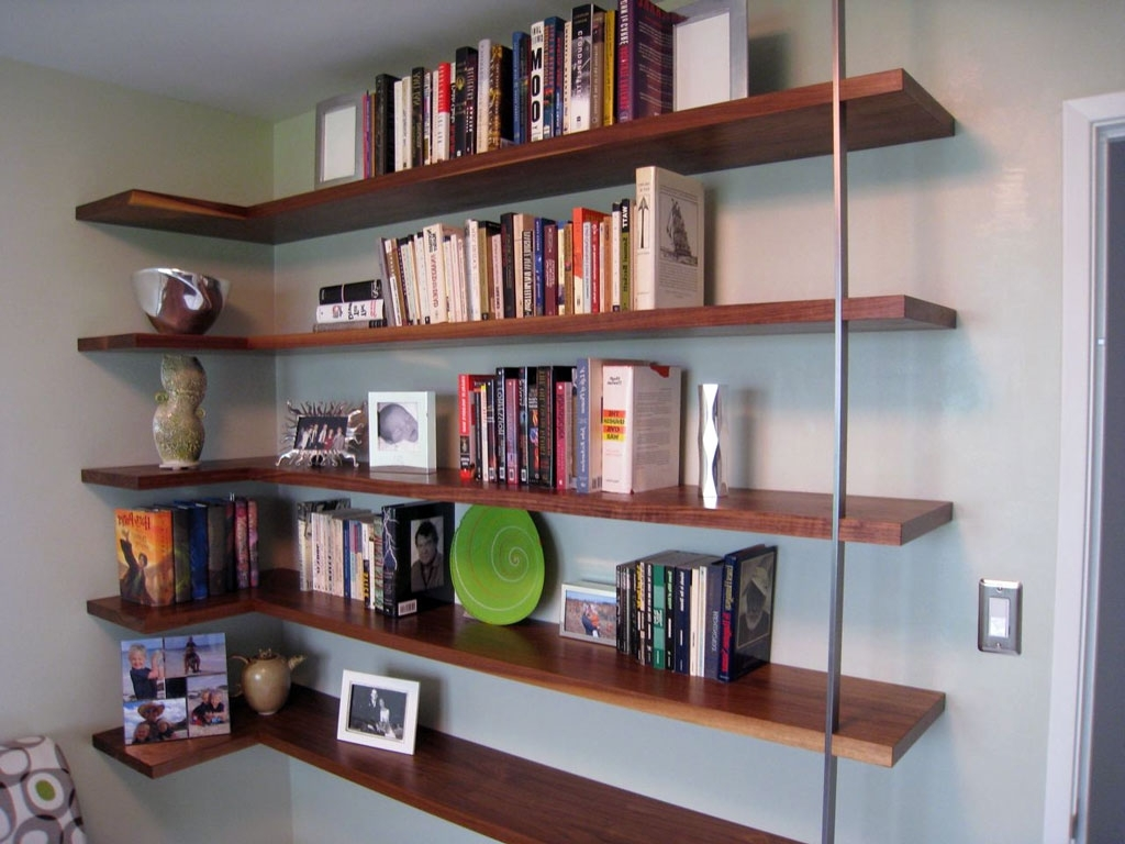 Most Recently Released Diy Corner Book Shelves (View 12 of 15)