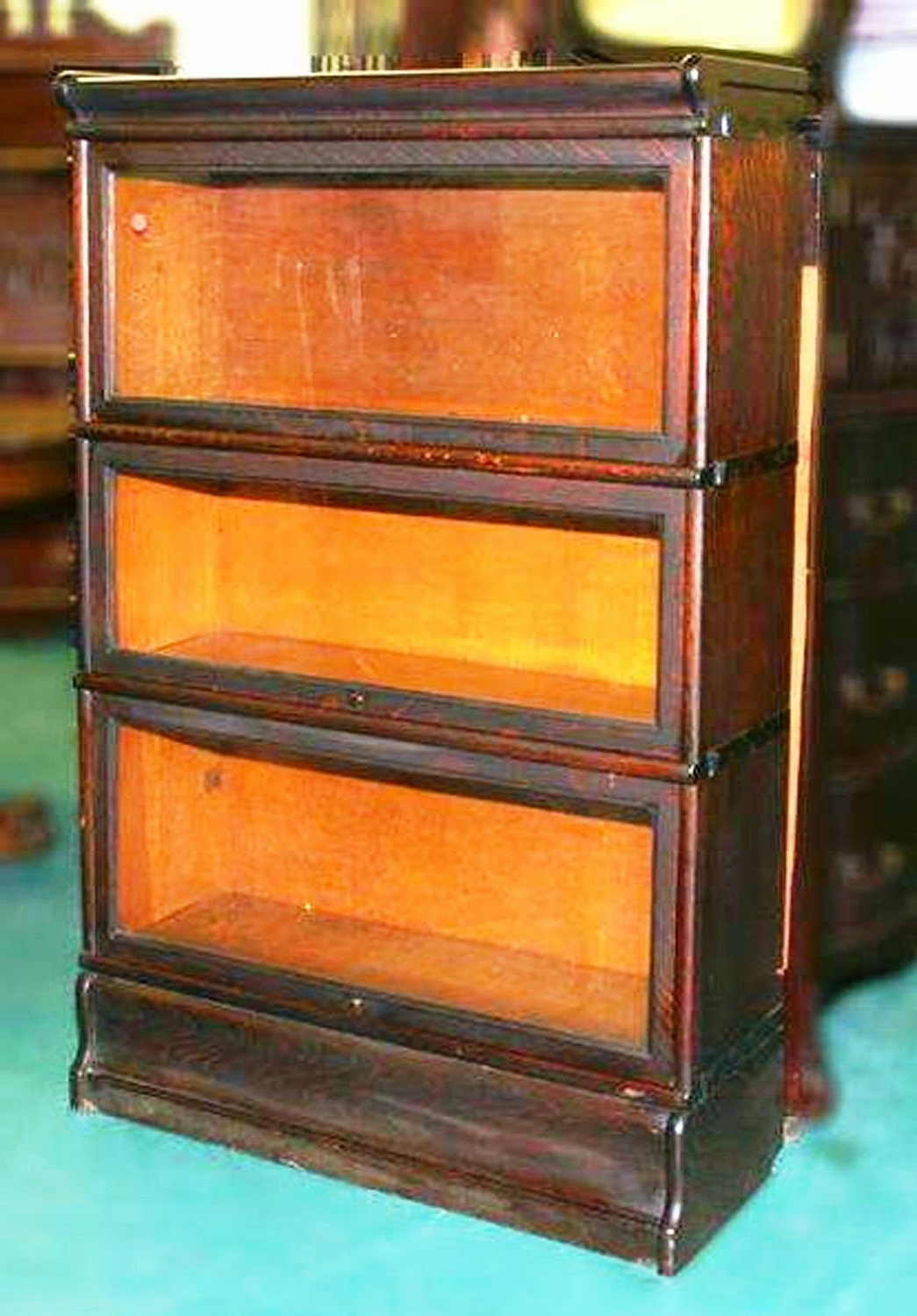Most Recently Released Globe Wernicke Bookcases Inside The Estate Sale Chronicles: Globe Wernicke Recipe File Box (View 13 of 15)