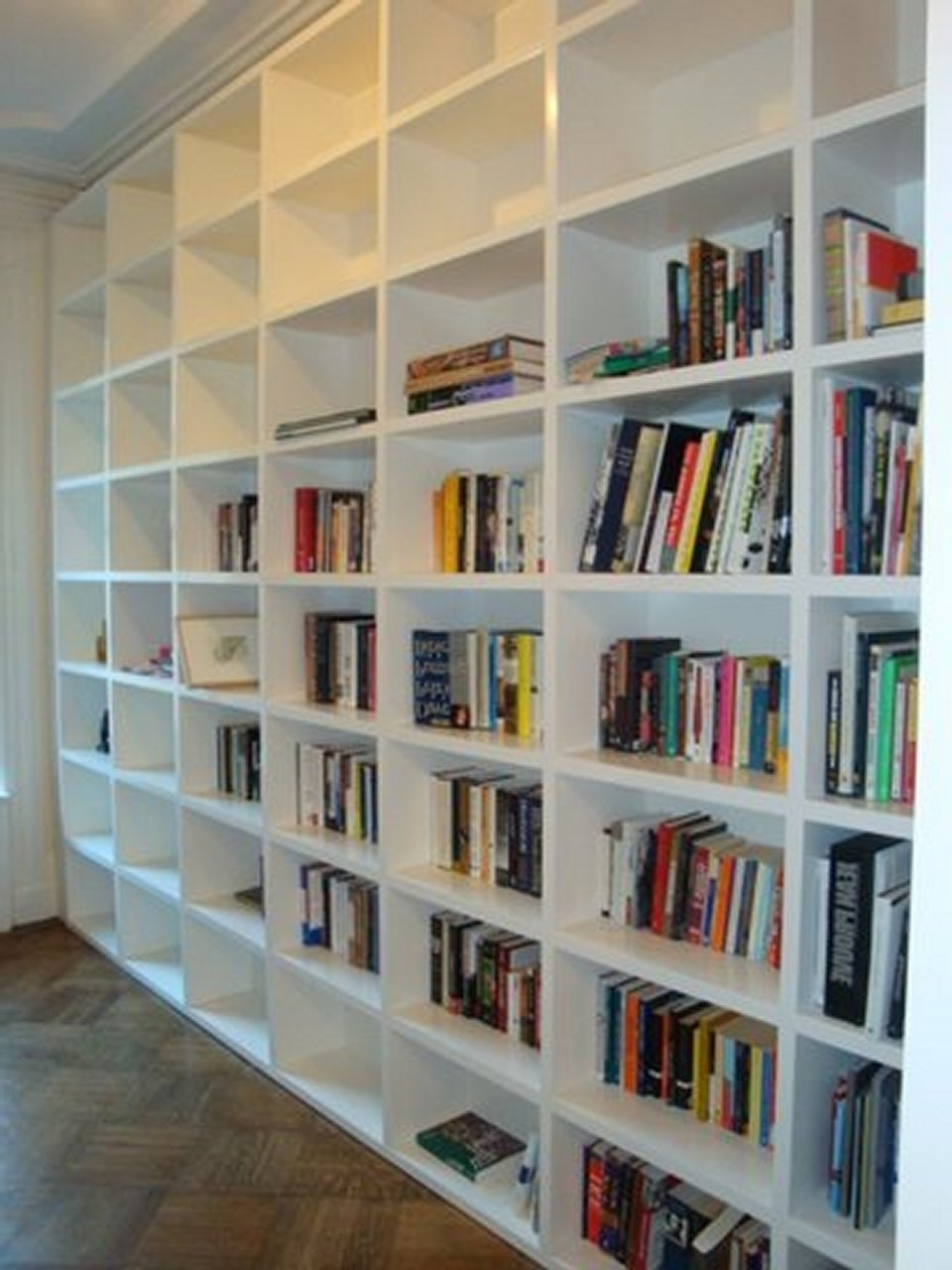 Most Recently Released Huge Bookcases With Regard To Build A Huge Temporary Wall Room Divider Bookcase Using Sing (View 10 of 15)