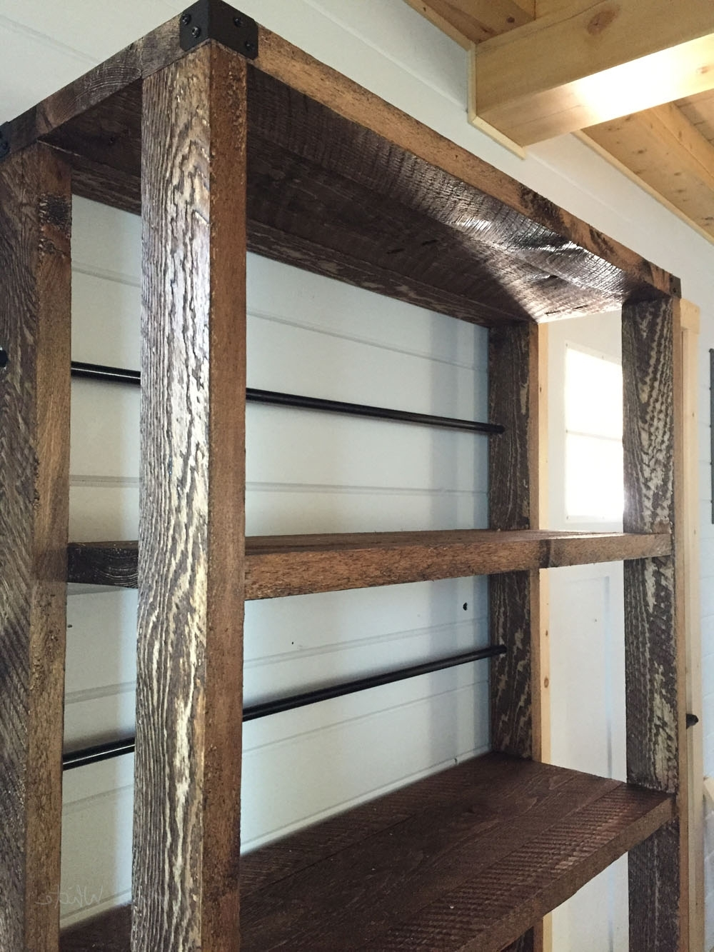Most Recently Released Large Bookcases Plans Within Ana White (View 10 of 15)