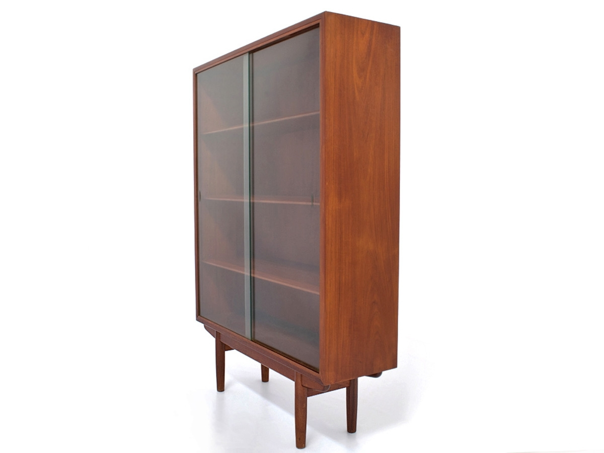 Most Recently Released Midcentury Bookcases Intended For Mid Century Teak Bookcaseborge Mogensen (View 12 of 15)