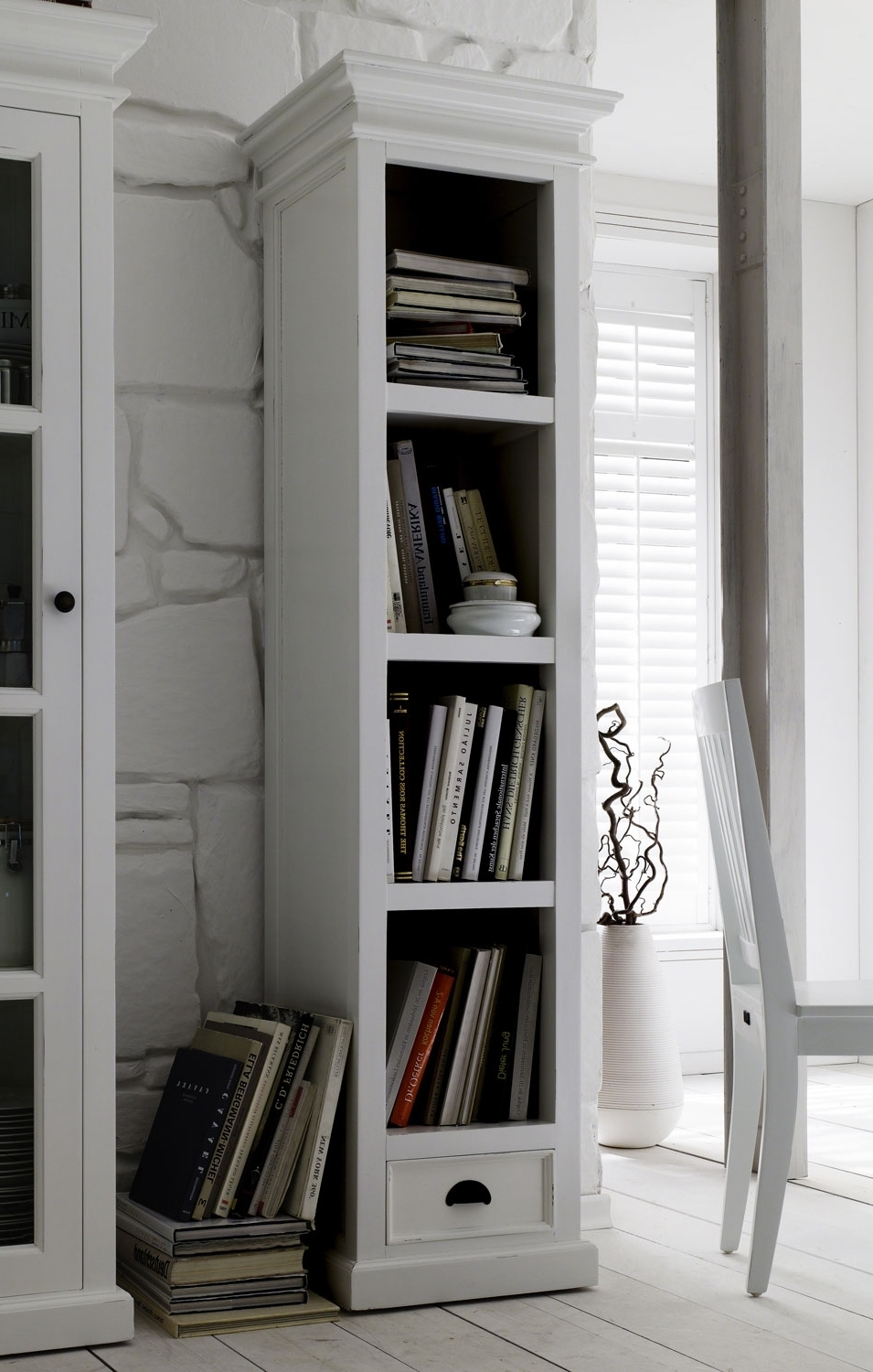 Most Recently Released Painted Shelving Units For Enticing Bathroom For Small Space Furniture Design Display (View 11 of 15)